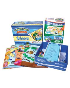 TEXAS Grade 7 Science Curriculum Mastery® Game - Class-Pack Edition