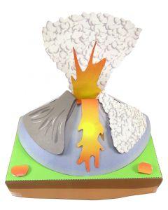 Volcano 3-D Model Making Kit