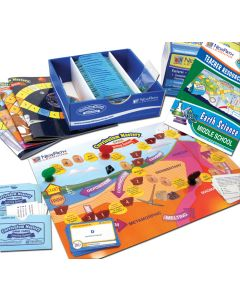 Earth Science Review Curriculum Mastery®  Game - High School - Class-Pack Edition