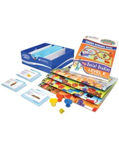 Grade 6 Social Studies Curriculum Mastery® Game - Class-Pack Edition
