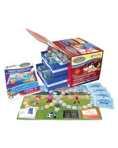 Grade 4 Curriculum Mastery® Set - Language Arts, Math, Science & Social Studies