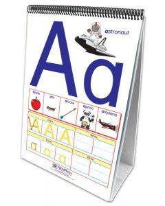 Alphabet Flip Chart Set