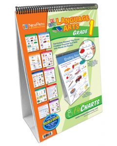 English Language Arts Grade 1 - Flip Chart Set
