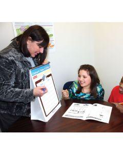 English Language Arts (ELA) Grades 6-8  Set of 3 Flip Charts