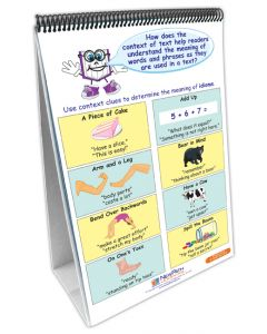 Grade 4 Common Core ELA Flip Chart Set