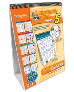 English Language Arts Grade 5 - Flip Chart Set