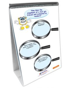 Grade 6 ELA Common Core Flip Chart Set