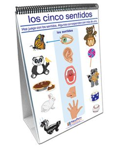 All About Me Curriculum Mastery® Flip Chart Set - Early Childhood - Spanish Version