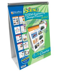 STEM Engineering Design Process Flip Chart Set - Gr. K-2