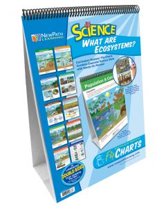 What are Ecosystems? Flip Chart Set  - Elementary Level