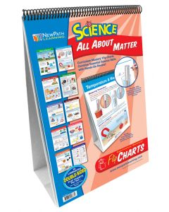 All About Matter Flip Chart Set