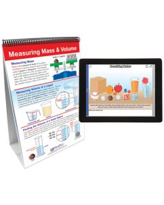 All About Matter Flip Chart Set With MULTIMEDIA Lesson