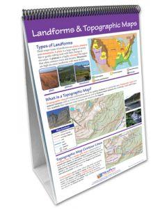 Earth's Surface Curriculum Mastery® Flip Chart Set