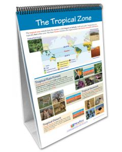 Earth's Climate Curriculum Mastery® Flip Chart Set