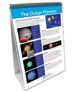 Our Solar System Curriculum Mastery® Flip Chart Set