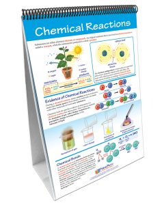 Chemical Reactions Curriculum Mastery® Flip Chart Set