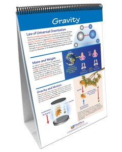 Forces and Motion Curriculum Mastery® Flip Chart Set
