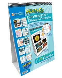Coronavirus - Disease & Prevention Flip Chart Set
