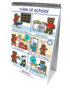Being a Good Citizen - Social Studies Curriculum Mastery® Flip Chart Set - Early Childhood - English Version
