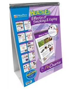 Effects of Smoking & Vaping Flip Chart Set