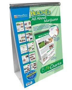 All About Marijuana Flip Chart Set