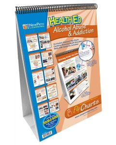 Alcohol Abuse & Addiction Flip Chart Set
