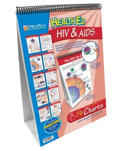 HIV & AIDS Flip Chart Set