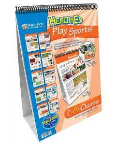 Play Sports! Flip Chart Set