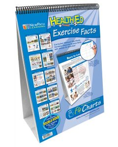 Exercise Facts Flip Chart Set