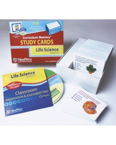 Middle School Life Science Study Cards