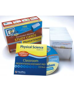 Middle School Physical Science Study Cards