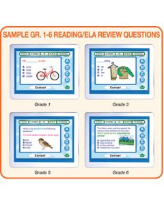 MimioVote Reading/Language Arts Question Set - Grades 1 - 6