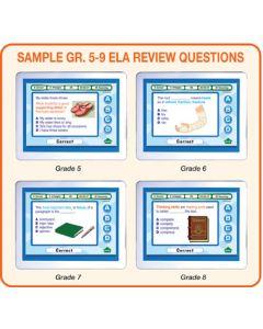 MimioVote Language Arts Question Set - Grades 5 - 10