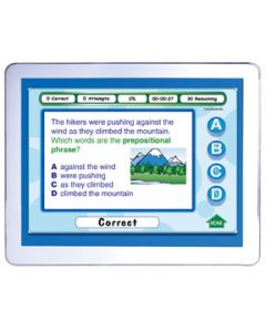 Grade 6 Language Arts Interactive Whiteboard CD-ROM - Site License
