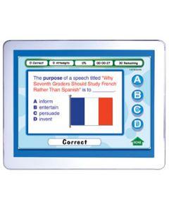 MimioVote Grade 7 Language Arts Question Set