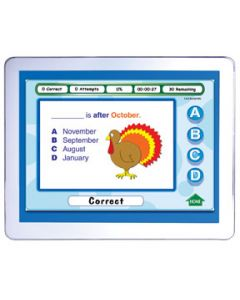 Grade 1 Math Interactive Whiteboard CD-ROM - Site License