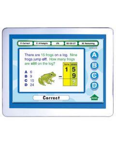 MimioVote Grade 2 Math Question Set