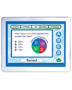 Grade 3 Math Interactive Whiteboard CD-ROM - Site License