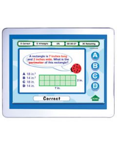 All About Geometry Interactive Whiteboard CD-ROM - Grades 3 - 6 - Site License