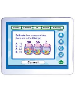 MimioVote Grade 3 Math Question Set