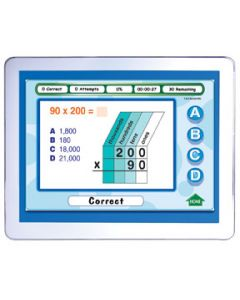 Grade 4 Math Interactive Whiteboard CD-ROM - Site License