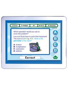 MimioVote Grade 4 Math Question Set