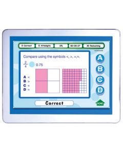 TEXAS Grade 5 Math Interactive Whiteboard CD-ROM - Site License