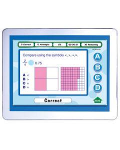 MimioVote Grade 5 Math Question Set