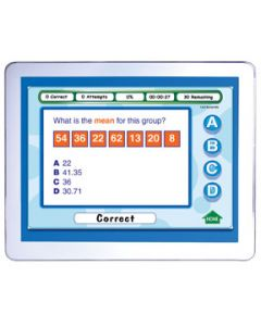 Grade 6 Math Interactive Whiteboard CD-ROM - Site License
