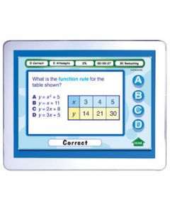 Algebra Skills Interactive Whiteboard CD-ROM - Grades 6 - 10 - Site License