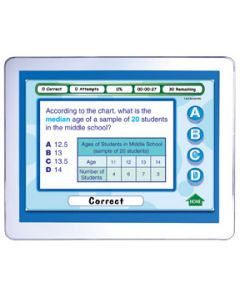 Grade 7 Math Interactive Whiteboard CD-ROM - Site License