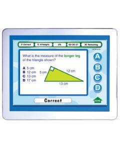 MimioVote Grade 7 Math Question Set