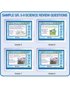 MimioVote Science Question Set - Grades 5 - 10