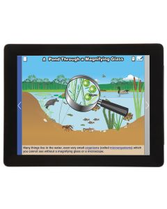 What are Ecosystems? Multimedia Lesson - CD Version -  Gr. 3-5